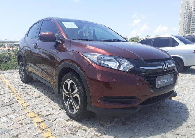 HR-V 2017/2017 1.8 16V FLEX LX 4P AUTOMÁTICO - Foto 7
