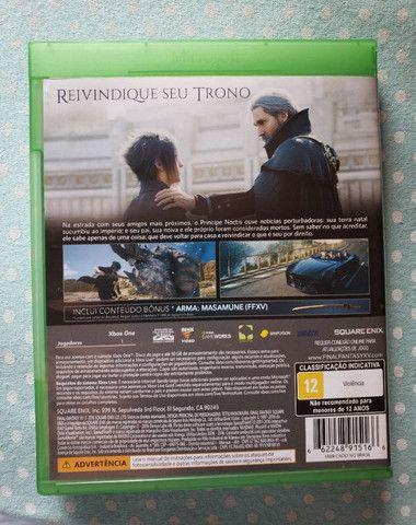 Jogo Xbox One - Final Fantasy XV Edição Day One - Foto 3