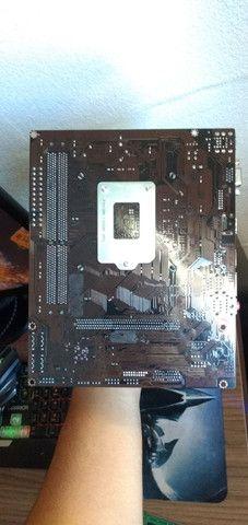 Kit placa mae Gamer barato - Foto 3