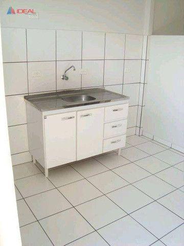 Apartamento com 1 dormitório para alugar, 22 m² por R$ 580,00/mês - Zona 07 - Maringá/PR - Foto 3