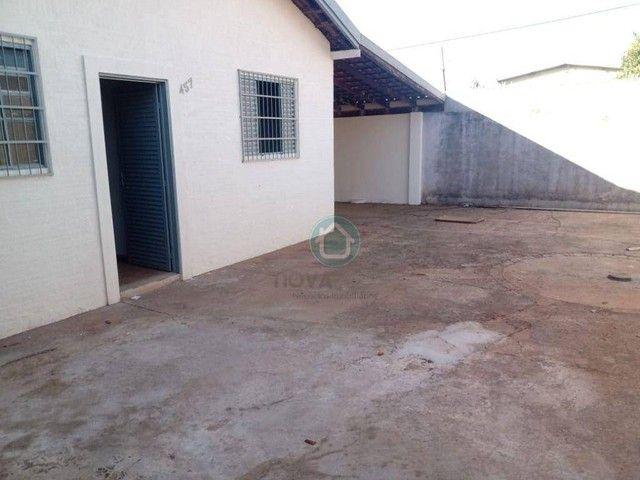 Casa no bairro Jd. Centenário para locação R$750,00. - Foto 3