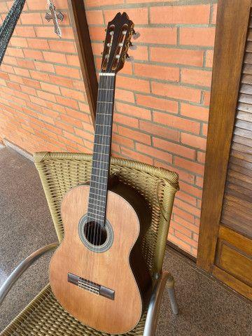 Violão luthier de jacarandá da Bahia
