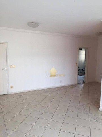 Apartamento com 3 dormitórios para alugar, 109 m² por R$ 2.000,00/mês - Quilombo - Cuiabá/ - Foto 5