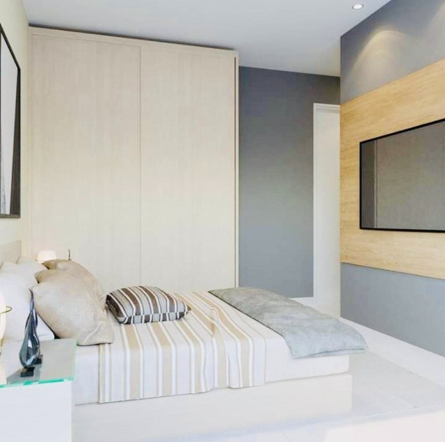 WS apartamentos com 2 quartos 2 banheiros com entrada parcelada em ate 60x - Foto 7