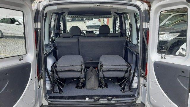 Fiat Doblo Essence 1.8 2020 Completo Lugares - Foto 13