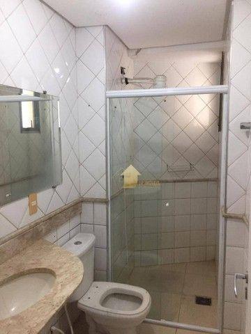 Apartamento com 3 dormitórios para alugar, 109 m² por R$ 2.000,00/mês - Quilombo - Cuiabá/ - Foto 13
