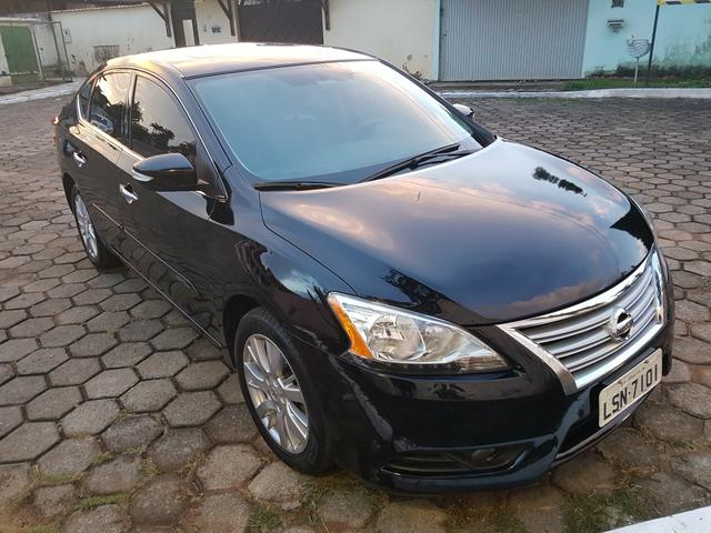 nissan sentra sl 2016 2016 carros grande colorado bras lia olx. Black Bedroom Furniture Sets. Home Design Ideas