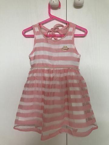 Vestido Infantil - Romântico