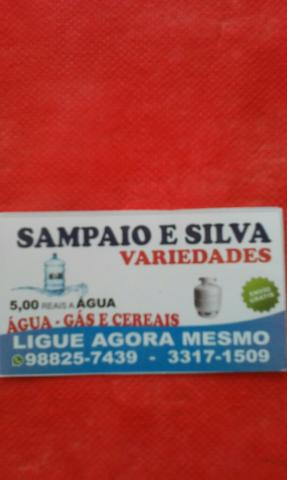 Sampaio e Silva variedades