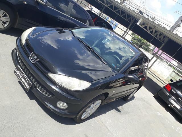 Peugeot 206 1.6 Feline aut 08/08