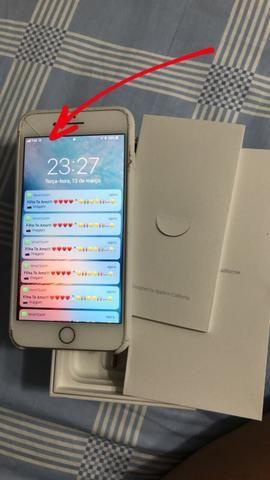 IPhone 7 Plus Rosé (Cristal quebrado)