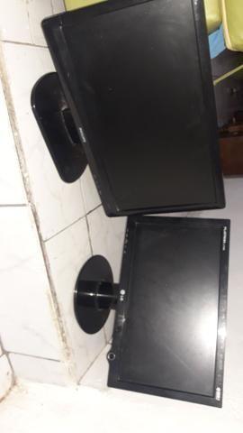 Monitores (Philips) , (lg) e (dell)