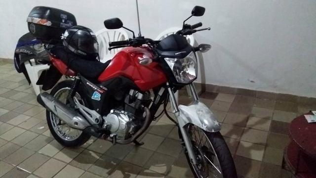 Fan 150 2013/2014 moto muito conservada