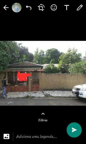 Vendo casa proximo ao horto