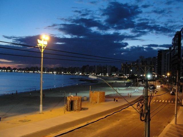 Apartamento luxuoso beira-mar na Praia do Morro, Guarapari