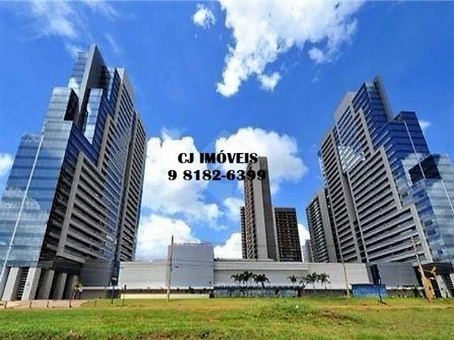 1 Quarto Aguas Claras - Shopping DF Plaza - Unidades Promocionais - Use FGTS
