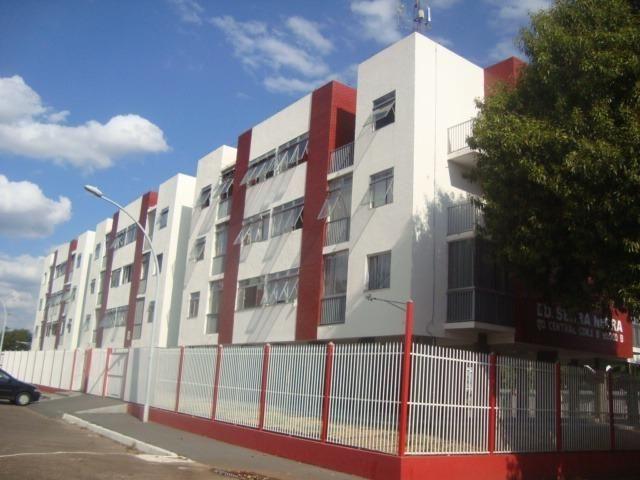 Apartamento residencial para locação na quadra central de Sobradinho I