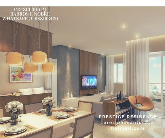 Condomínio Prestige em Jabotiana, 2 ou 3 Quartos Com Suite e Varanda
