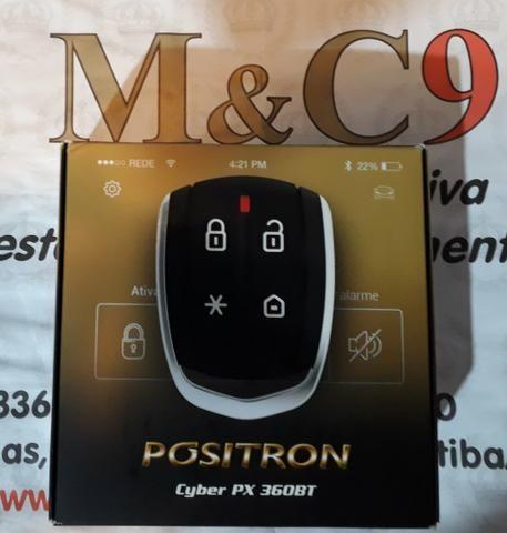 Alarme Positron Px 360 Bluetooth (instalado)