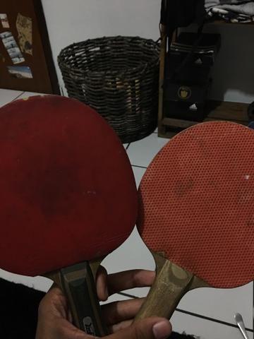 Raquetes para Ping-Pong