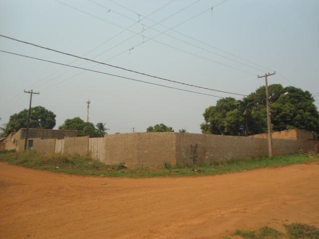 3 terrenos juntos de esquina 1.080m² B. Cuniâ, R 80.000,00 cada um