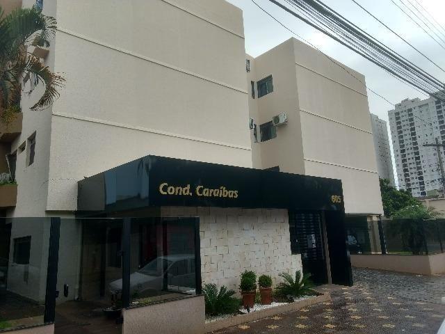 Apartamento 3 quartos - Condomínio Caraíbas - Nova Vila