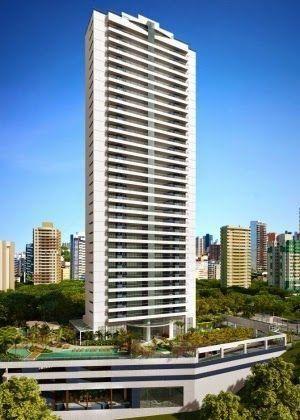 Mansão Bahiano de Tênis na Graça 4 suítes de 305 m² 4 vagas