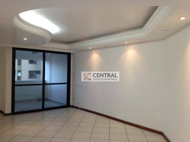 Apartamento residencial para locação, Pituba, Salvador.
