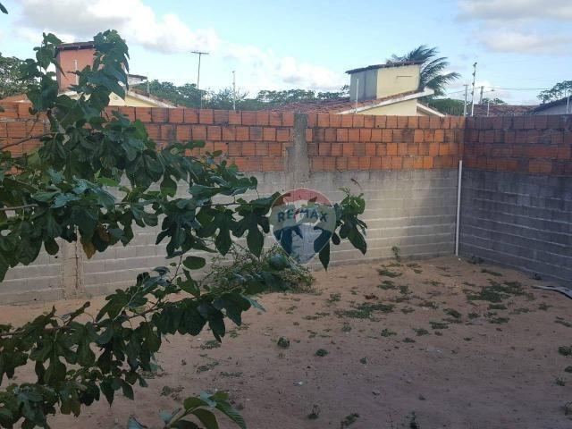 Casa com 2 dormitórios para alugar, 80 m² por r$ 500/mês - nova esperança - parnamirim/rn - Foto 6