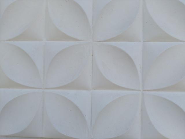 Revestimento 3D de gesso para parede - Foto 6