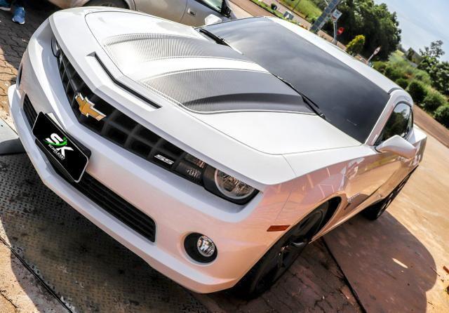 Chevrolet Camaro 2SS V8 Apenas 18.000Km - Foto 4