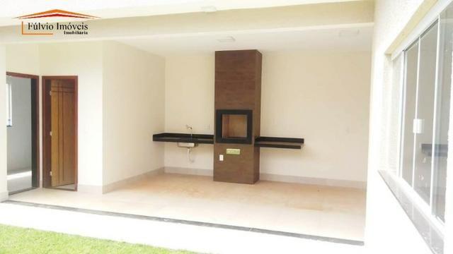 Lindissima! Moderna! Casa com 3 Qtos na rua 6, Vicente Pires! - Foto 8