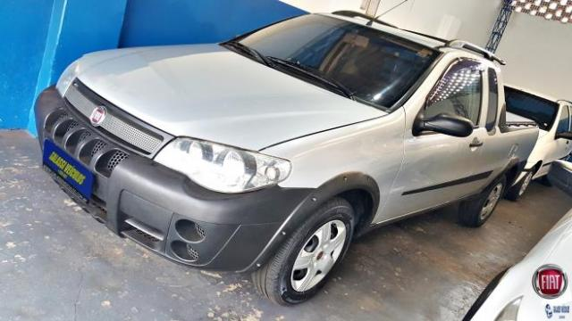 Fiat Strada  Fire 1.4 (Flex) (Cabine Estendida)  MANUAL
