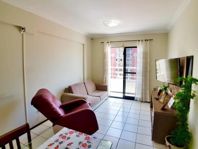 AP0683 - Apartamento com 2 dormitórios à venda, 62 m² por R$ 270.000 - Cocó - Fortaleza/CE - Foto 11