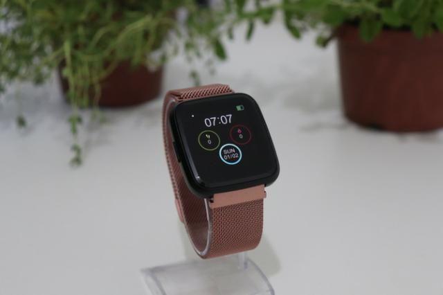 Colmi CY7 PRO Smartwatch fulltouch o mais top para notificações - Foto 6