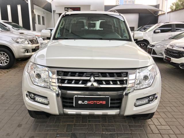 Mitsubishi pajero full 2015/2016 3.2 hpe 4x4 16v turbo intercooler diesel 4p automático