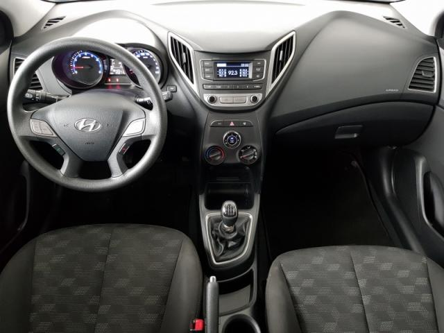 HYUNDAI HB20 1.6 COMFORT PLUS 16V FLEX 4P MANUAL. - Foto 4
