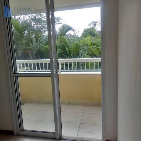 Apartamento com 2 dormitórios para alugar, 58 m² por R$ 1.200/mês - Piratininga - Niterói/ - Foto 6