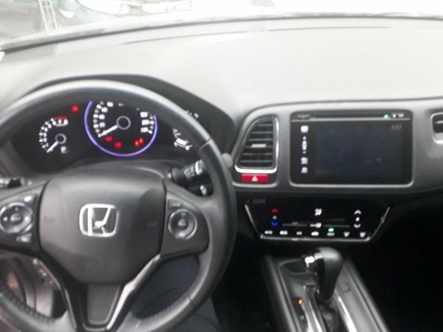K Honda HR-V 2016 Banco em couro, câmbio automático, multimídia - Foto 6