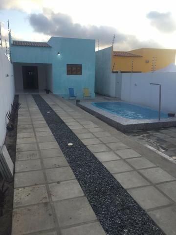 Casa em Jacumã para veraneio
