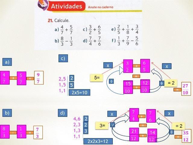Slides Para Ministrar Aulas De Matemática - Foto 5