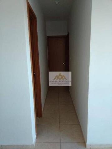 Apartamento com 2 dormitórios para alugar, 50 m² por r$ 850/mês - ipiranga - ribeirão pret - Foto 7