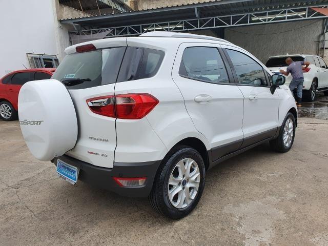 Ford Ecosport Titanium 2.0 AT - 2015 - Foto 7
