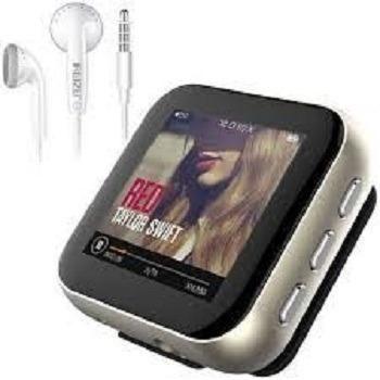 Confira :Mini Mp3 Player Tela Lcd Shuflle Clip Entrada Micro Sd