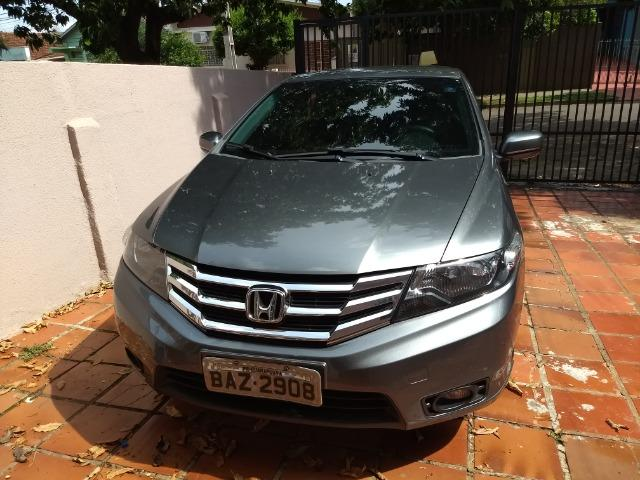 Honda City LX Automático Único Dono