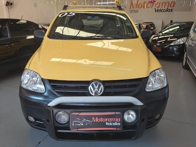 Vw - Volkswagen Crossfox 1.6 Completo