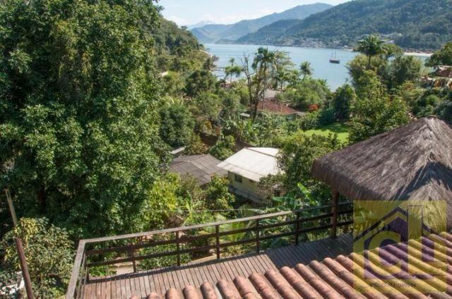 CL 01- Casa na Ilha de Itacuruçá Mangaratiba-RJ com fantástica vista para o mar - Foto 4