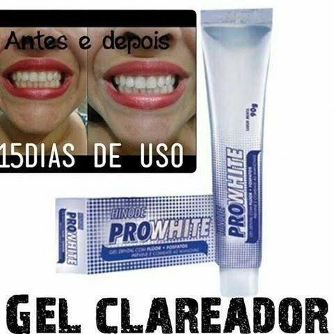Clareador Dental Beleza E Saude Sen Helio Campos Boa Vista