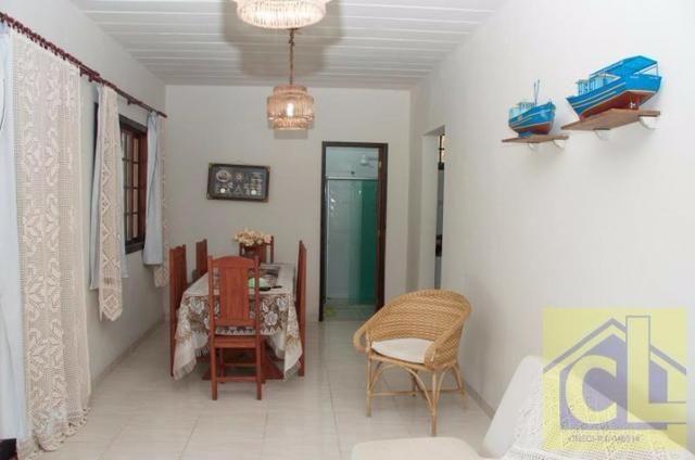 CL 01- Casa na Ilha de Itacuruçá Mangaratiba-RJ com fantástica vista para o mar - Foto 8