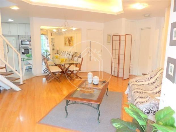 Apartamento à venda com 3 dormitórios em Gávea, Rio de janeiro cod:849493 - Foto 4